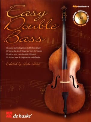 Leire Lode - Easy Double Bass - 13 Pieces - Partition - di-arezzo.fr