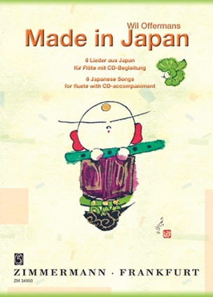 Will Offermans - Made in Japan - Flute - Sheet Music - di-arezzo.com