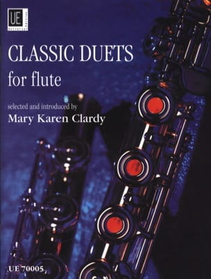 Classic Duets for Flute - Partition - di-arezzo.fr