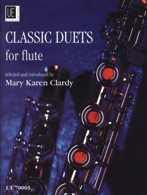 - Classic Duets for Flute - Partition - di-arezzo.fr