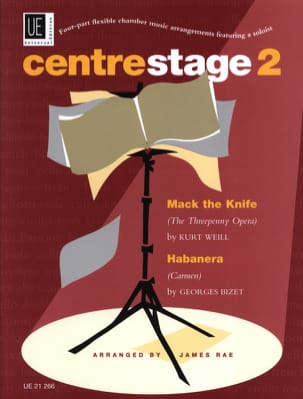 Weill Kurt / Bizet Georges - Mack The Knife / Habanera - Centrestage 2 - Partition - di-arezzo.fr