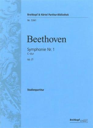L. Van Beethoven - Symphony No. 1 Opus 21 - Sheet Music - di-arezzo.co.uk