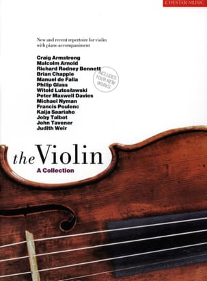 - The Violin - A Collection - Partition - di-arezzo.fr