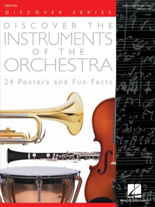 - Discovery of Orchestral Instruments - Sheet Music - di-arezzo.co.uk