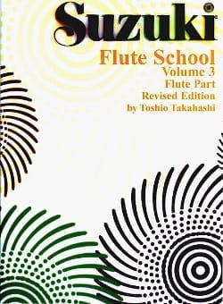 Flute School - Volume 3 - Flute Part Suzuki Partition laflutedepan