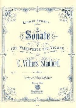 Standford C. Villiers - Sonata op. 11 - Sheet Music - di-arezzo.com