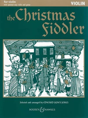Jones Edward Huws - The Christmas Fiddler - Violin - Sheet Music - di-arezzo.co.uk