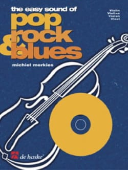 Michiel Merkies - The Easy Sound Of Pop, Rock & Blues - Partition - di-arezzo.fr