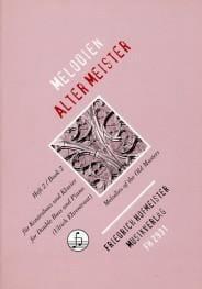 Ulrich Ehrentraut - Melodien alter Meister, Heft 2 - Partition - di-arezzo.fr