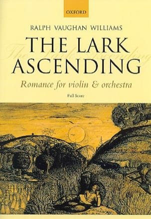 Williams Ralph Vaughan - The Lark ascending – Score - Partition - di-arezzo.fr