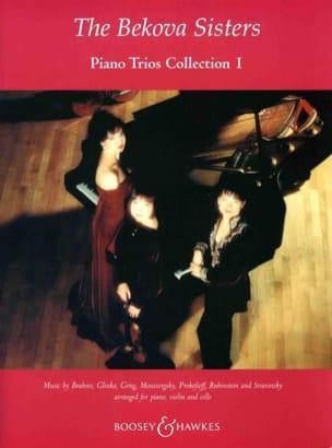 Elvira, Eleonora et Alfia Bekova - The Bekova Sisters Collection 1 - Piano Trios - Partition - di-arezzo.fr