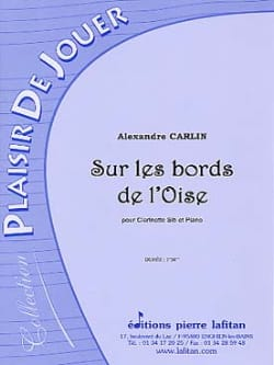 Alexandre Carlin - On the banks of the Oise - Sheet Music - di-arezzo.co.uk