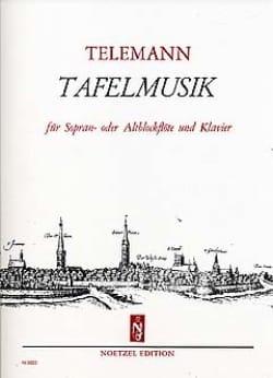 TELEMANN - Tafelmusik Koschinsky - Partitura - di-arezzo.es
