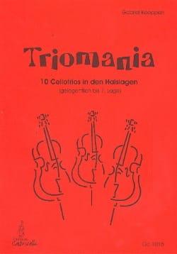 Triomania - Gabriel Koeppen - Partition - laflutedepan.com