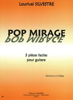 Pop mirage Lourival Silvestre Partition Guitare - laflutedepan