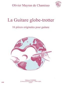 de Chamisso Olivier Mayran - La Guitare globe-trotter - Partition - di-arezzo.fr