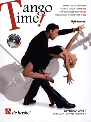 Myriam Mees - Tango Time - Partitura - di-arezzo.it