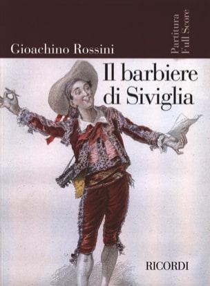 Gioachino Rossini - Il Barbiere di Siviglia - Partition - di-arezzo.com
