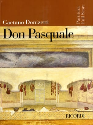 Gaetano Donizetti - Don Pasquale new ed. - Sheet Music - di-arezzo.com