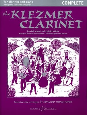 The Klezmer Clarinet - Complete Edward Huws-Jones laflutedepan