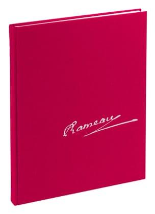 Jean-Philippe Rameau - Hippolyte and Aricie - Sheet Music - di-arezzo.co.uk