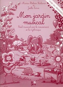 Siciliano Marie-Hélène / Zarco Joëlle - Mon Jardin Musical - Professeur - Partition - di-arezzo.fr