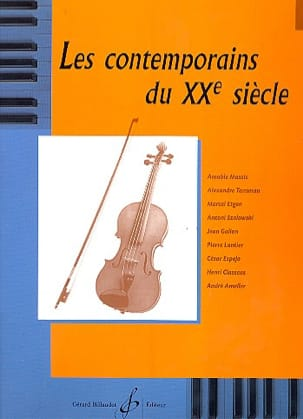 20ème Contemporains - 20th century contemporaries, Volume 1 - Sheet Music - di-arezzo.co.uk