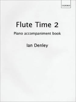 Flute Time - Volume 2 - Piano accompaniment - laflutedepan.com