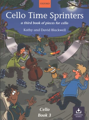 Cello Time Sprinters Book 3 Partition Violoncelle - laflutedepan