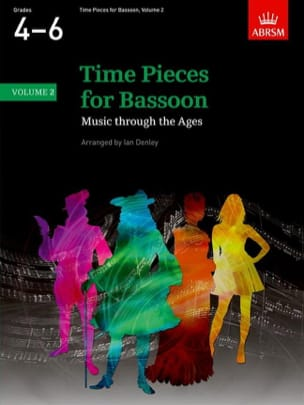 Time pieces for Bassoon - Volume 2 Partition Basson - laflutedepan
