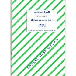 Rythmiquement vôtre – Volume 2 - Michel Lab - laflutedepan.com