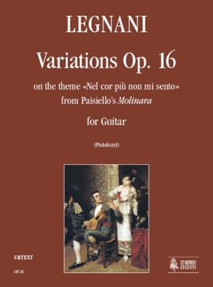 Variazioni op. 16 - Luigi Rinaldo Legnani - laflutedepan.com