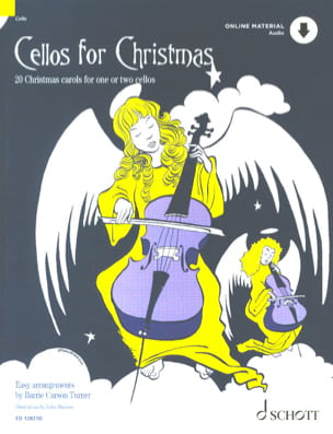 Turner Barrie Carson - Cellos for Christmas - Sheet Music - di-arezzo.co.uk