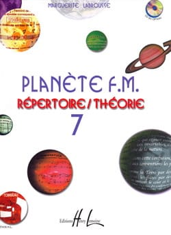 Marguerite Labrousse - Planet FM 7 - Theory Directory - Sheet Music - di-arezzo.com