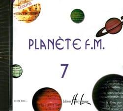 Marguerite Labrousse - CD - Planète FM Volume 7 - Ecoutes - Partition - di-arezzo.fr