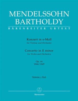 Concerto in E minor op. 64 - laflutedepan.com