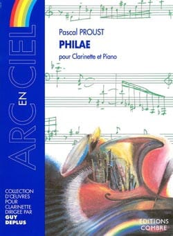 Pascal Proust - Philae - Partition - di-arezzo.fr