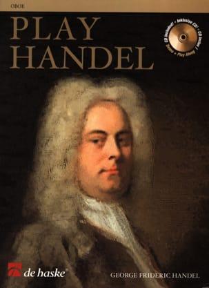 HAENDEL - Play Handel - oboe - Sheet Music - di-arezzo.com