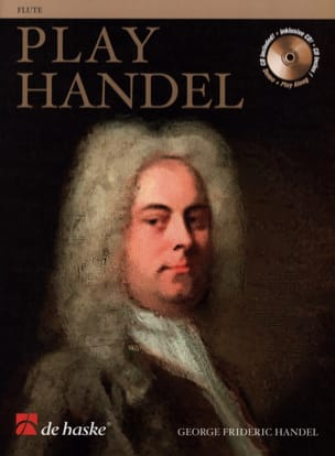 HAENDEL - Play Handel - Flute - Sheet Music - di-arezzo.co.uk