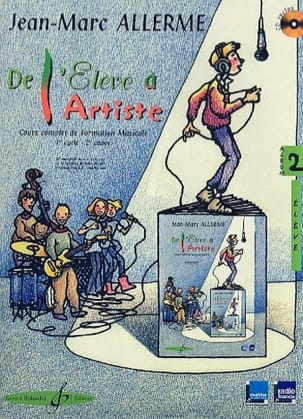Jean-Marc Allerme - From the Student to the Artist - Volume 2 - Sheet Music - di-arezzo.com