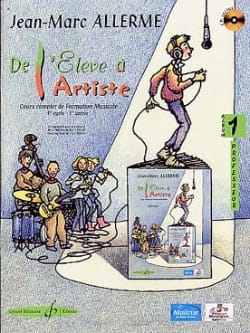 De l'Elève à l'Artiste - Volume 1 - Prof. laflutedepan