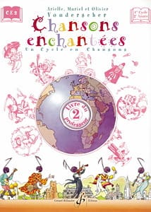 Enchanted songs Volume 2 - Prof. - Sheet Music - di-arezzo.co.uk