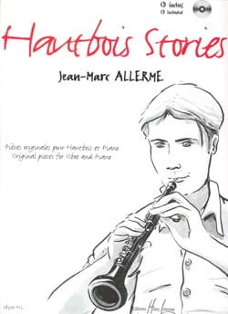 Jean-Marc Allerme - Oboe Stories - Sheet Music - di-arezzo.co.uk