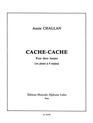 Annie Challan - Cache-Cache - Partition - di-arezzo.fr
