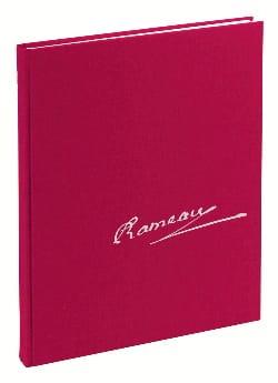 Jean-Philippe Rameau - Platée - Partition - di-arezzo.fr