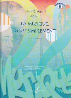 Jean-Clément Jollet - Musik einfach Volume 6 - Lehrer - Noten - di-arezzo.de