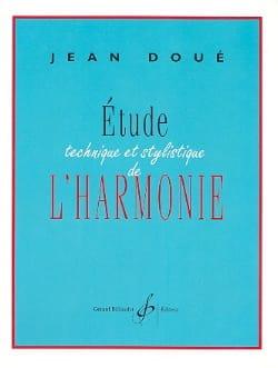 Jean Doué - Estudio técnico y estilístico de la armonía. - Partitura - di-arezzo.es
