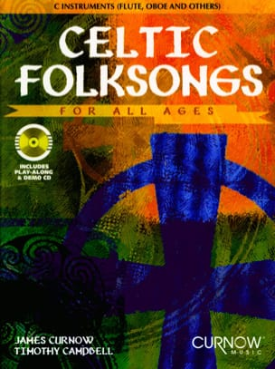 Curnow James / Campbell Timothy - Celtic Folksongs - C instruments - Sheet Music - di-arezzo.com