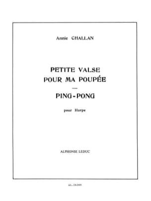 Petite Valse pour ma Poupée / Ping-Pong - Harpe laflutedepan