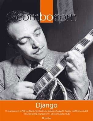 Thomas König - Combocom - Django - Sheet Music - di-arezzo.co.uk